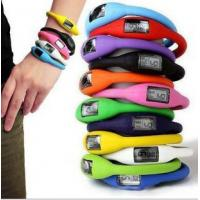 Quality Cheap Kids Children Digital Watch Sport Silicone Rubber Ion Bracelet Watch 10g for sale