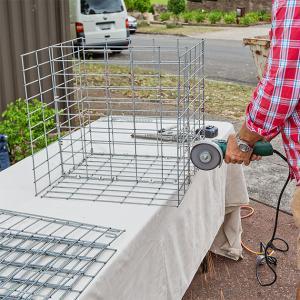 Buy cheap Direct factory of gabion basket ,gabion,welded gabion box from wholesalers