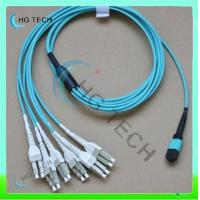 Quality MPO-LC Fiber Optic Patch Cord for sale