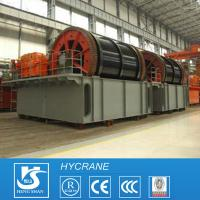 Quality Double Drum Wire Rope winch sluice winch gate hoist hydropower station for sale