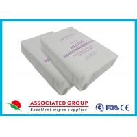 Quality Dry Disposable Wipes Unscented for sale