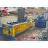 Manual Valve Control Hydraulic Scrap Baling Press 160 Ton Press force for sale