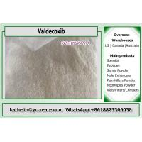 Buy cheap A Nonsteroidal Anti - Inflammatory Powder Valdecoxib For Antipyretic181695-72-7 from wholesalers