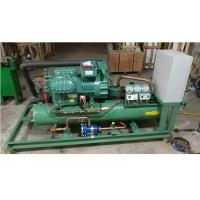 Bitzer Water Cooled Condensing Unit / 15HP Cold Room Freezer Refrigeration Unit