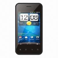 Quality Dual Camera/SIM Smartphone with Android 2.3.6 OS for sale