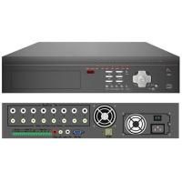 Quality Portable 4ch video 2channel Audio inputs VGA 1pcs SATA HDD H.264 Standalone DVR for sale