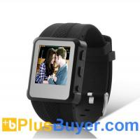 China Watch MP4 Player with Voice Recording - 2GB on sale