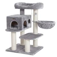 Quality Enchanted Modern Stylish Cat Tree , Cat Tower Scratching Post Adjustable FEANDREA for sale