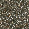 Quality GMC Bathroom Terrazzo Tile Slabs Black Color 60x60cm for sale