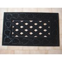 Quality Anti Slippery Rubber Door Mat Home Entrance Welcome Door Mats for sale