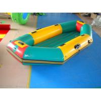 China Hight Quality PVC Tarpaulin Inflatable Boat for sale on sale