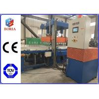 Quality 120T Pressure Automatic Vulcanizing Machine Tiles Making Machine With Steam Heating for sale
