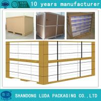 100% Recycled Paper Corner, Pallet Corner For Packaging