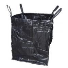 Safety Blue / White / Black Big Bag FIBC , UV Treated 2200 LBS Fibc Bulk Bags for sale