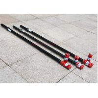 Quality Thread Extension Rock Drill Rods / Thread Drill Pipe High Length API Forging for sale