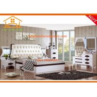 Middle east good quality king size hot sale cheap white for Cheap quality bedroom furniture