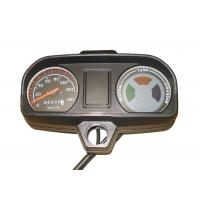 Quality Universal Motorcycle Gauges For Honda , ABS Motor Gauges For Motor CG125 for sale