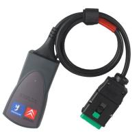 China PP2000 / Lexia-3 Interface V48 For Citroen & Peugeot, Auto Diagnostic Tool with Diagbox V7.8.3 Software on sale