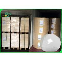 135gsm Sufficient Ink Absorption Rate Environmental Couche Paper For High - End Printing for sale