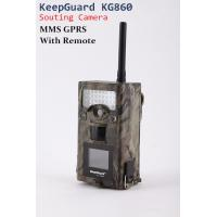China 2.4 inch LCD IP54 Wireless Trail Camera Wildlife CE RosH FCC Certificated on sale