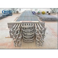Quality Steam Boiler Economizer , Carbon Steel Type H Finned Tube Economizer ASME Standard for sale