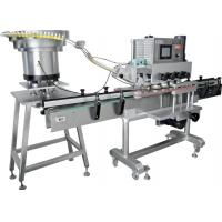 Quality LIENM Factory automatic high speed screw capping machine for sale