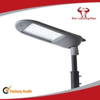 Quality Factory supply ADC3 Aluminium Outdoor 150W Economic LED Street Light Fixtures with adajustable bracket PC lens optional for sale