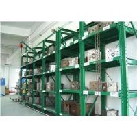 Quality Drawer Type Mould Storage Racks , Heavy Duty Metal Shelves With Drawers for sale