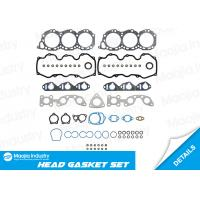 China 96 - 04 Infiniti QX4 Nissan Frontier Xterra Pathfinder 3.3L SOHC VG33E Graphite Head Gasket Set on sale