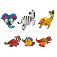 Buy cheap Collapsible Animal Paper Lanterns , Aebra / Owl Paper Lanterns For Toys from Wholesalers