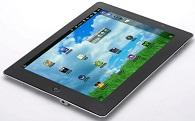 Quality 3G 9.7 Inch Touch Pad VIA 8650 800MHz CPU WIFI Tablet PC UMPC MID With 2 Mega Pixel Camera for sale