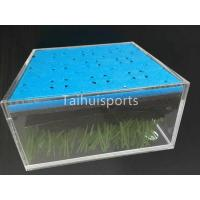 Quality Shock Pad Rubber Underlay For Artificial Grass Three Layers Weather Resistance for sale