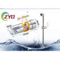 Buy Aluminum Shelf Bathroom Shower Sets Shower Head With Handheld Slide BarFree Punching at wholesale prices