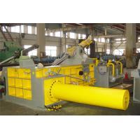 Quality Semi - Automatic Hydraulic Baling Press With PLC Control 21.5Mpa Y81T - 200 for sale