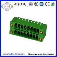 Quality F83-U-3.5 Plug for Pluggable Terminal Block Connector for sale