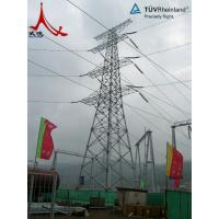 Quality Transmission Line Tower, High Voltage Transmission Tower for sale