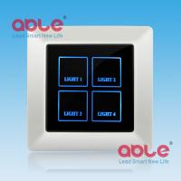 Quality Touch screen switch panel, light touch switch for sale