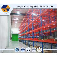 Buy cheap High Standard Heavy Duty Pallet Racking , Adjustable Layer Height customer size from wholesalers