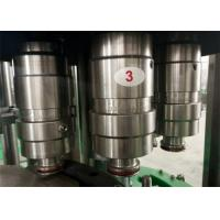 China Complete Bottled Water Production Line Full Auto Stainless Steel on sale
