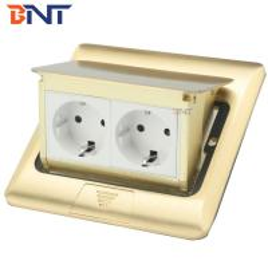 used for office spaces hidden type floor pop up socket