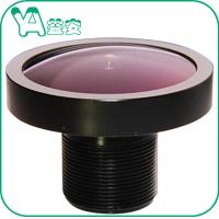 Quality Camera Dual Cctv Fisheye Lens F2.0 2.8mm , 1/2.5'' Sensor Mobile Phone Camera Lens for sale