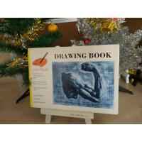 Quality Drawing Book Type Artist Paint Pad Heavy Weight Drawing Paper A3 A4 Size for sale