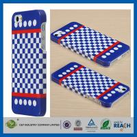 Customized Drop Proof Heat Resistant Iphone 5G Mobile Phone Protection Case / Cute Girly Phone Cover
