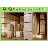 Buy Smoothness Coated Board Paper Clay Coated News Back OEM Avaliable at wholesale prices