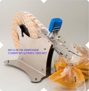 Quality bread clips dispenser/machine for sale