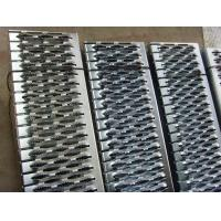 Quality High Strength Non Skid Metal Plate / Crocodile Mouth Checkered Plate for Flooring for sale