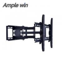 China Multi-functional retractable wall mount LCD TV rotating bracket TV32 on sale