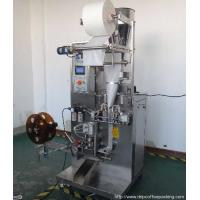 Quality Automatic Round Tea Pods Packing Machine for sale