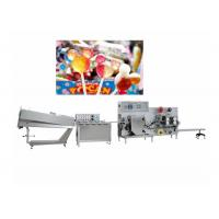 Quality Lollipop Candy Crane Claw Making Machine Line For Factory CE ISO9001 for sale