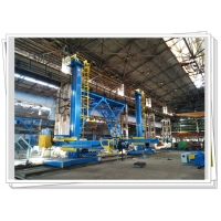 Quality Large Heavy Duty Wind Tube Tower Welding Manipulator for sale